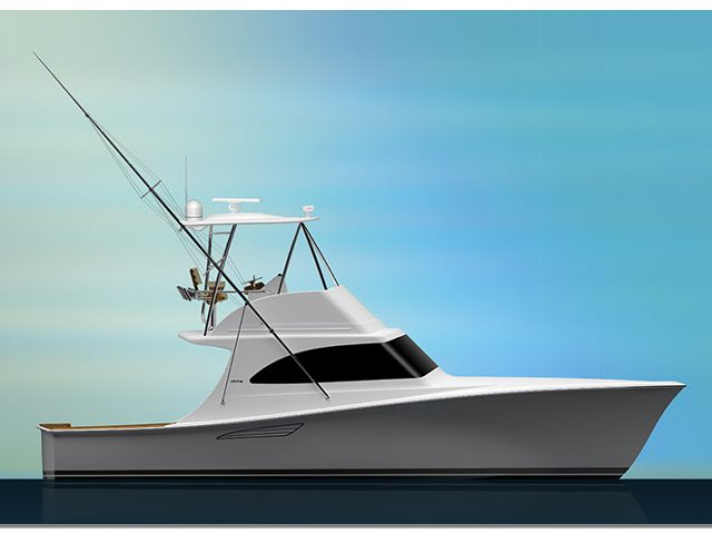 Exciting Progress on Viking's New 37 Billfish
