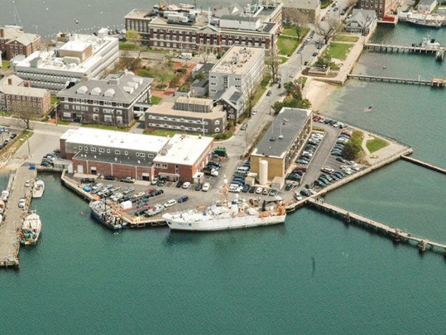 The Unique Appeal of Woods Hole