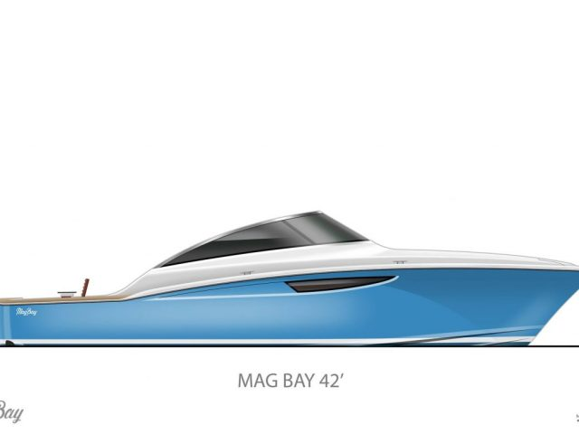Mag Bay Announces New 42 Express