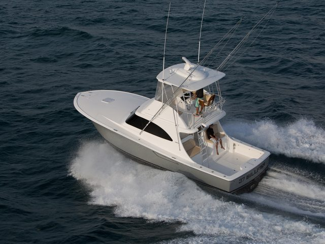 A Boat For Serious Fishermen