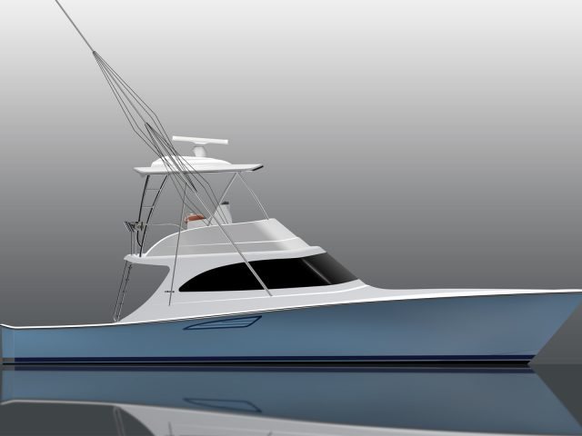 A Growing Family: Billfish Series Expands with 46 BF