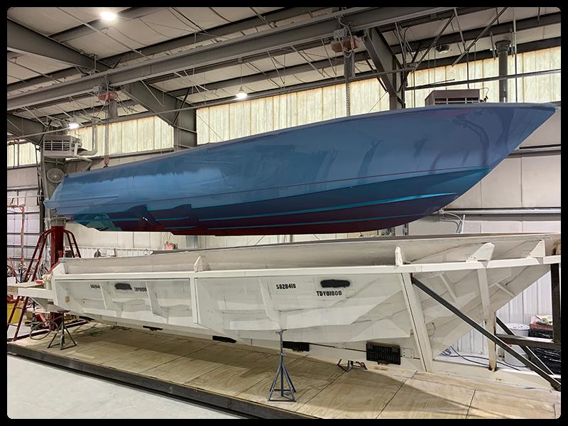 The V Report - Mullica Milestones - Oyster Harbors Marine