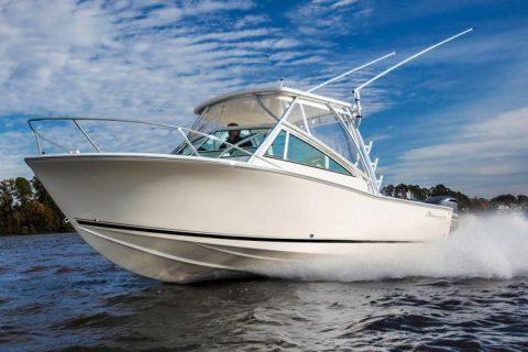 Albemarle 25 Boat Review