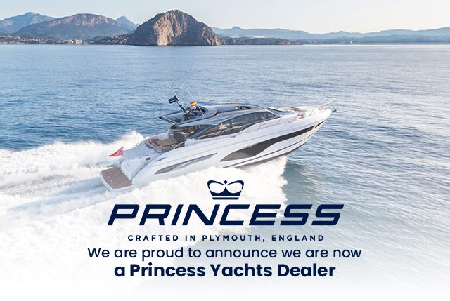 Princess Yachts America Announces the Appointment of Oyster Harbors Marine as the Dealer for Princess Yachts