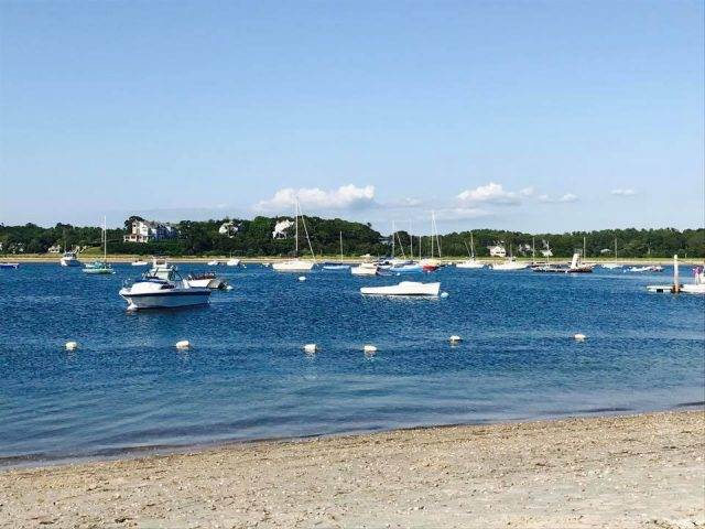 Boater's Destination: Falmouth Harbor