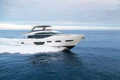 Experience the all-new Princess Y85