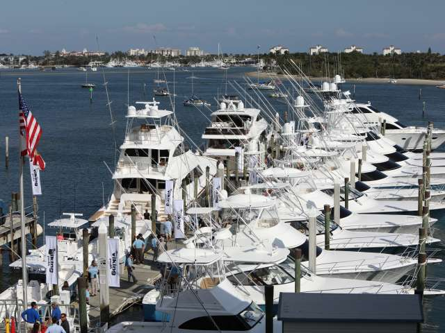Viking Yachts – VIP Boat Show