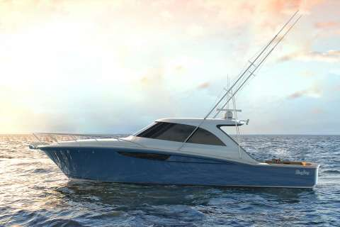 The All NEW Mag Bay 42 Express