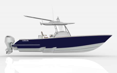2021 Valhalla Boatworks V-33