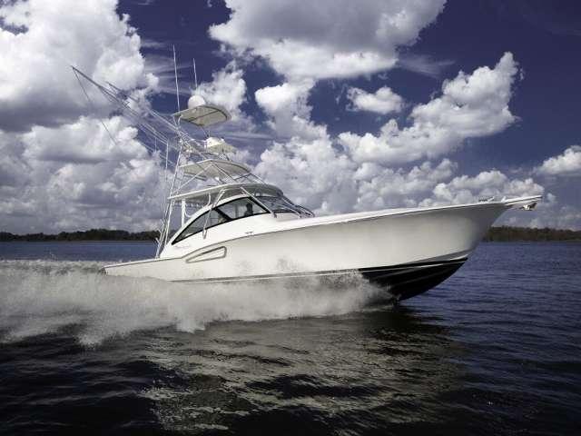 Albemarle 41 Custom Carolina Edition