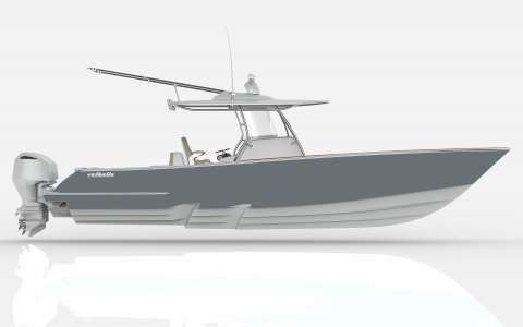 2021 Valhalla Boatworks V-37
