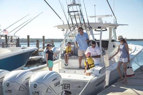 Summer Boating Safety Tips