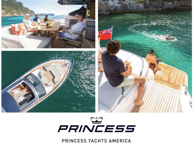 Announcing Princess Yachts Silver Anniversary Sales Event!