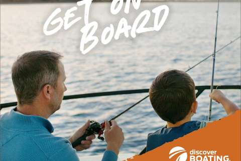 Get on Board – The Water is Open!