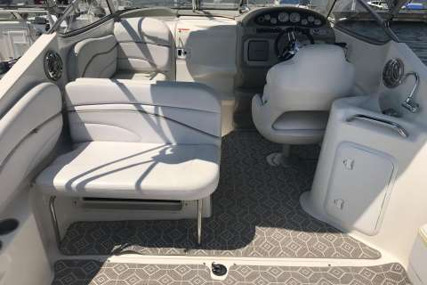 2011 Larson 240 Cabrio