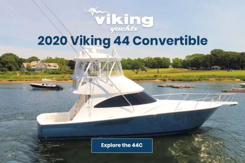 Best in Class–the Viking 44-Convertible