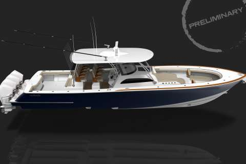 The V Report – Stem to Stern the all NEW V-46