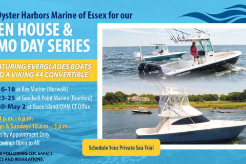 Join Oyster Harbors Marine of Essex for our Open House & Demo Day Series!
