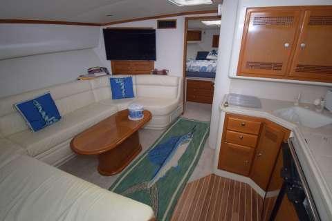 2000 Cabo 45 Express